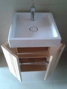 WC- Waschisch 2