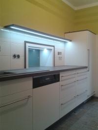 Küche Weiß Dekor